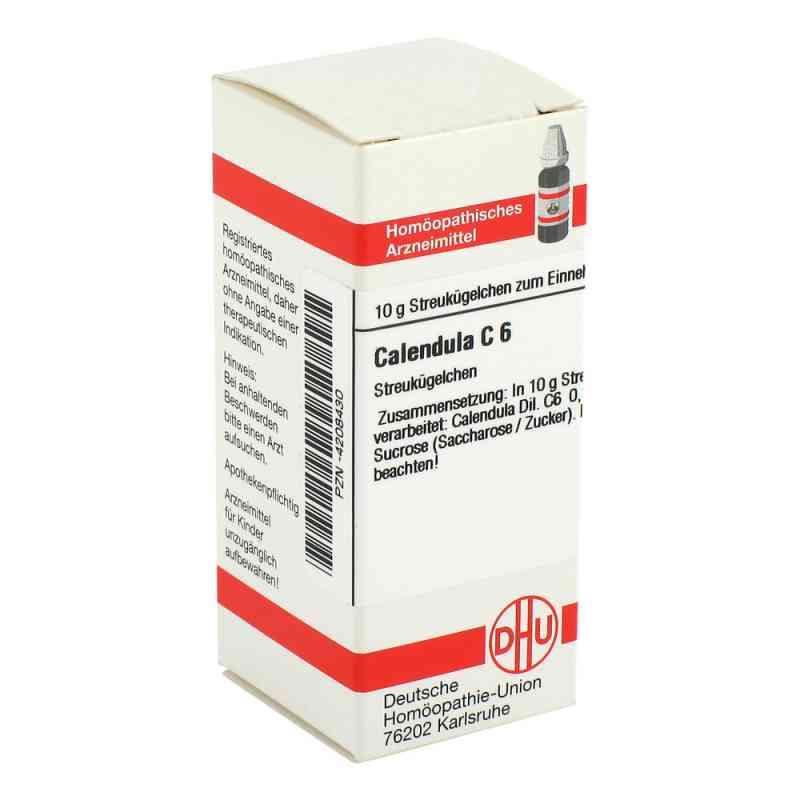 Calendula C 6 Globuli  bei apo-discounter.de bestellen