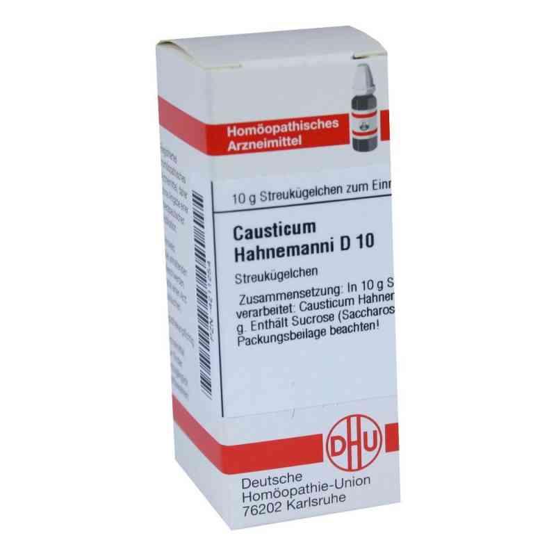 Causticum Hahnemanni D 10 Globuli  bei apo-discounter.de bestellen