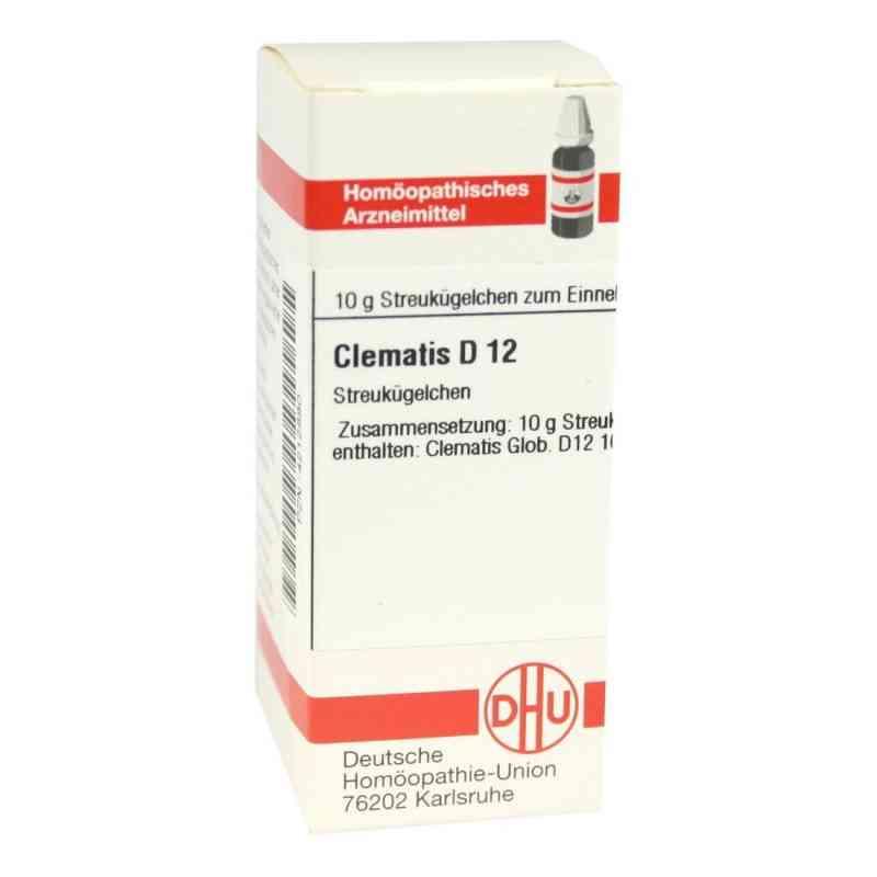 Clematis D 12 Globuli  bei apo-discounter.de bestellen