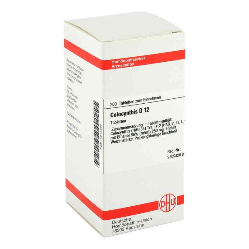 Colocynthis D12 Tabletten  bei apo-discounter.de bestellen