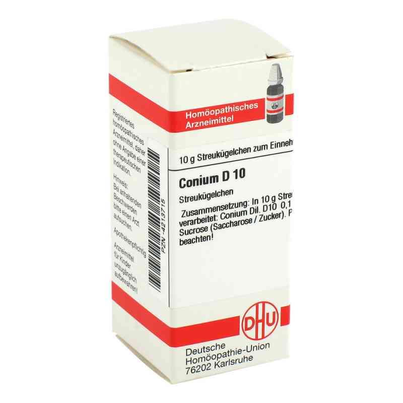 Conium D 10 Globuli  bei apo-discounter.de bestellen