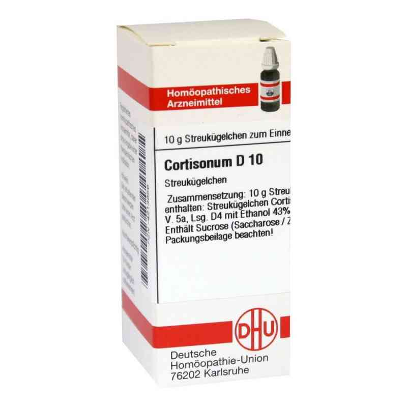 Cortisonum D 10 Globuli  bei apo-discounter.de bestellen