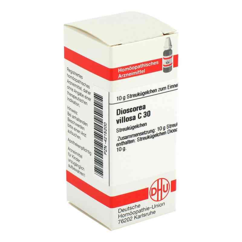 Dioscorea Villosa C 30 Globuli  bei apo-discounter.de bestellen
