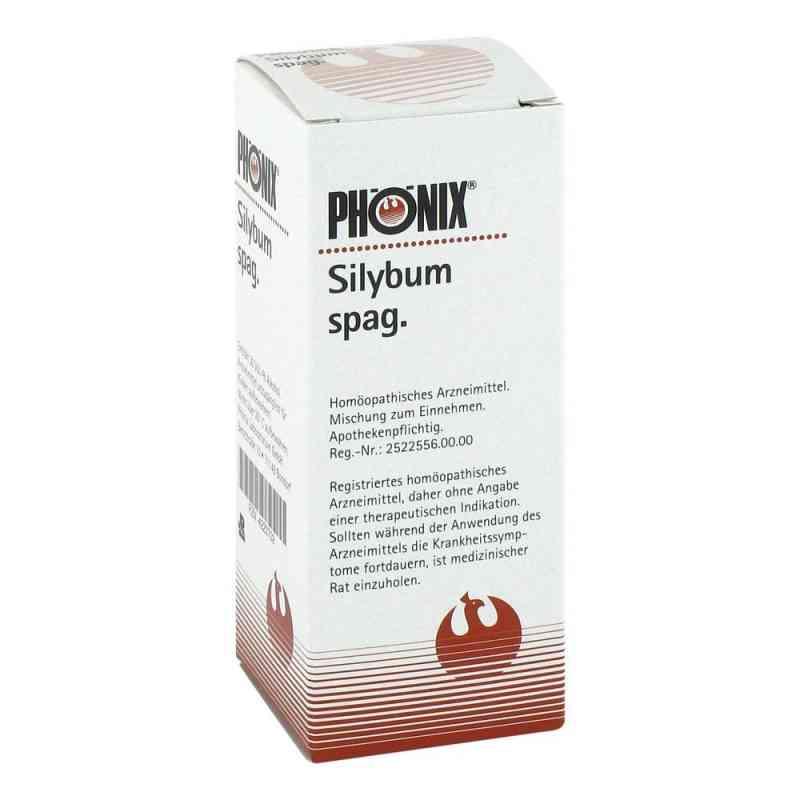 Phönix Silybum spag. Tropfen  bei apo-discounter.de bestellen