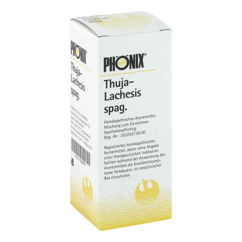 Phönix Thuja lachesis spag. Tropfen  bei apo-discounter.de bestellen