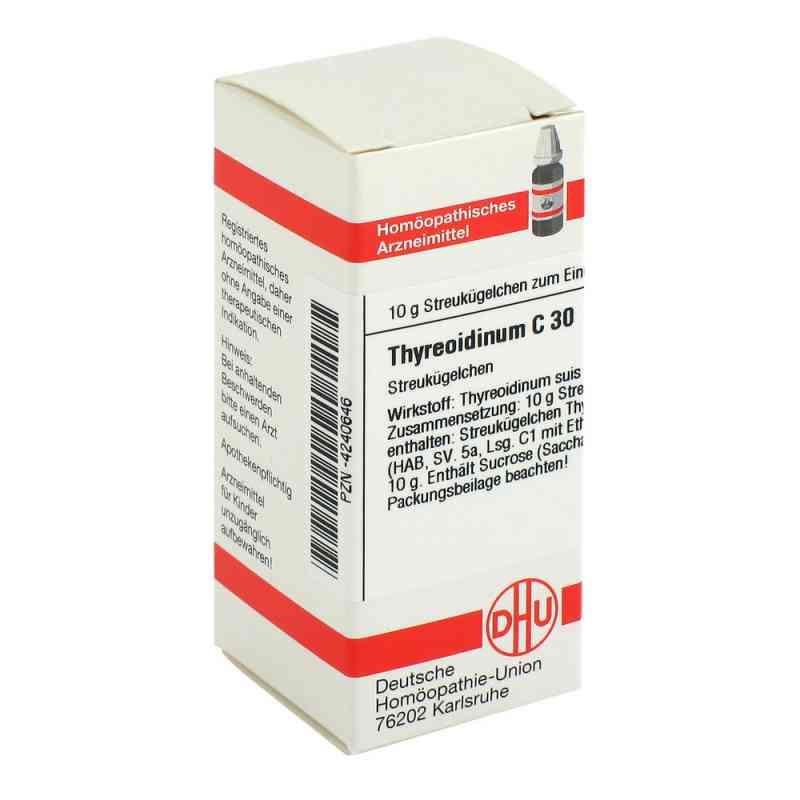 Thyreoidinum C 30 Globuli  bei apo-discounter.de bestellen