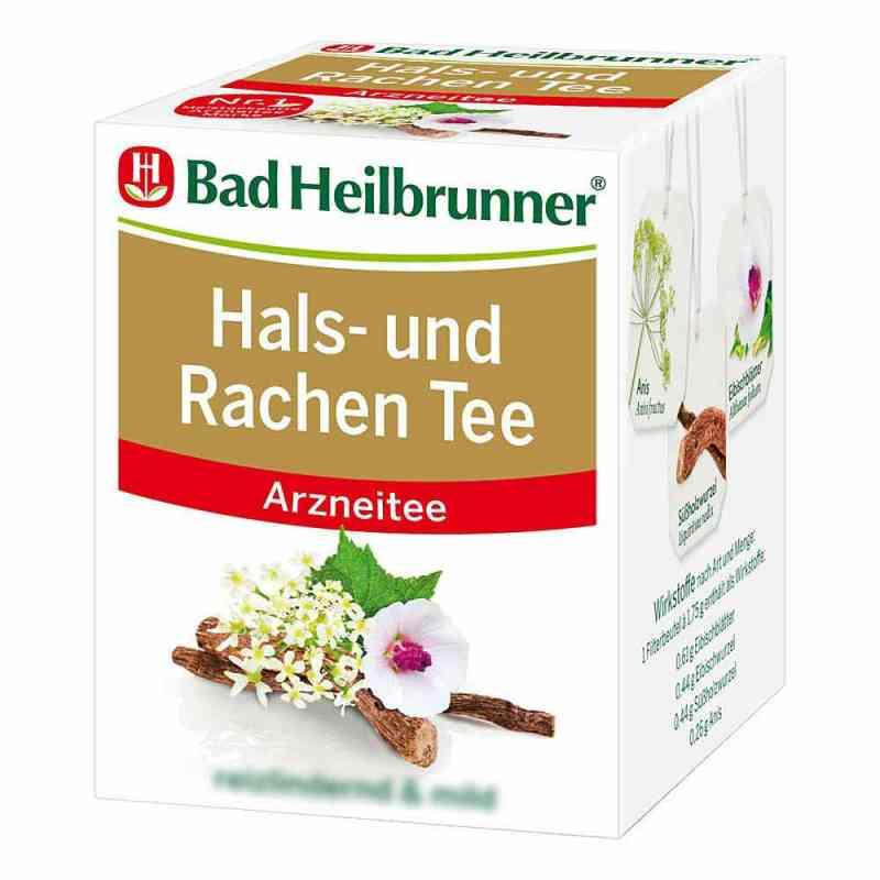 Bad Heilbrunner Tee Hals- und Rachen Filterbeutel  bei apo-discounter.de bestellen