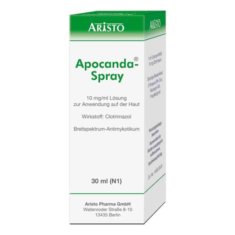 Apocanda-Spray 10mg/ml  bei apo-discounter.de bestellen