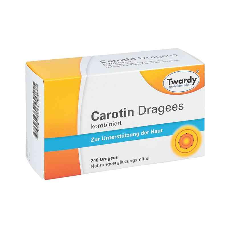 Carotin Dragees kombiniert  bei apo-discounter.de bestellen