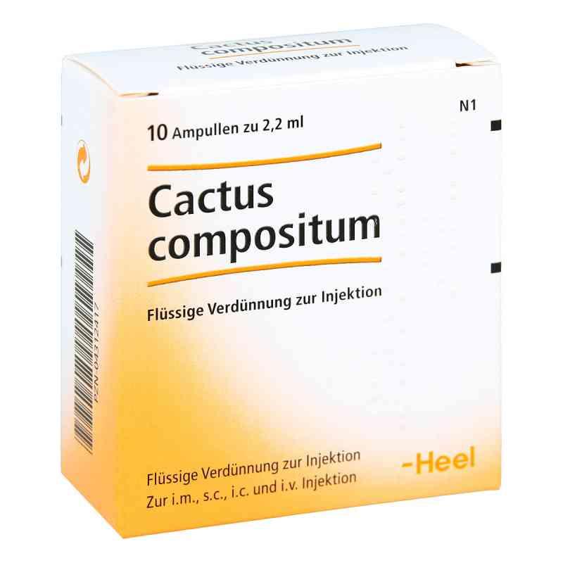 Cactus Compositum Ampullen  bei apo-discounter.de bestellen