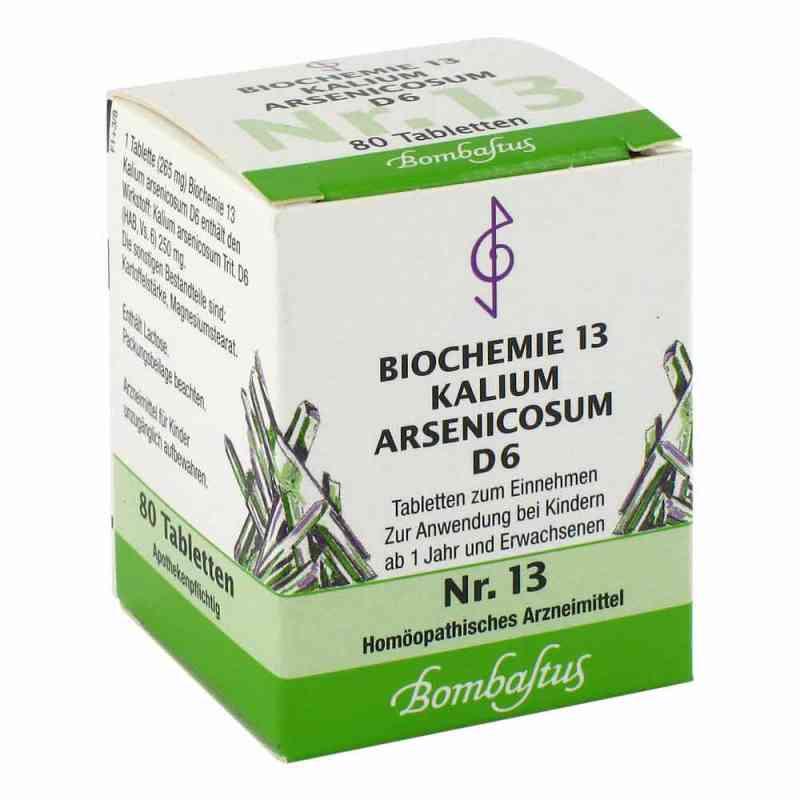Biochemie 13 Kalium arsenicosum D6 Tabletten  bei apo-discounter.de bestellen