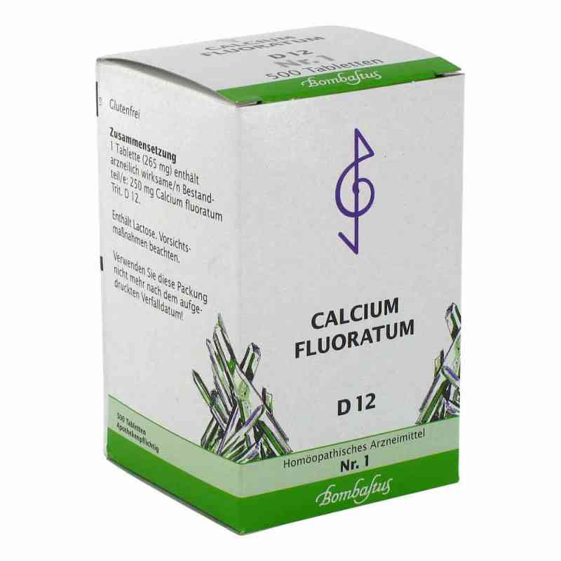 Biochemie 1 Calcium fluoratum D 12 Tabletten  bei apo-discounter.de bestellen