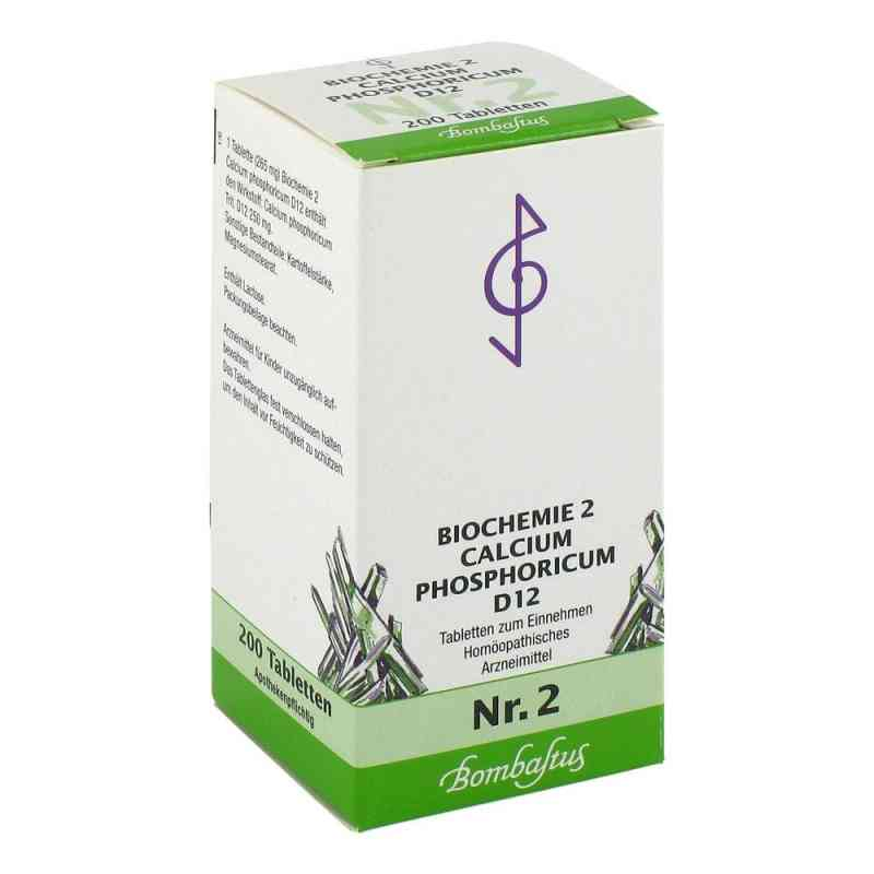 Biochemie 2 Calcium phosphoricum D12 Tabletten  bei apo-discounter.de bestellen