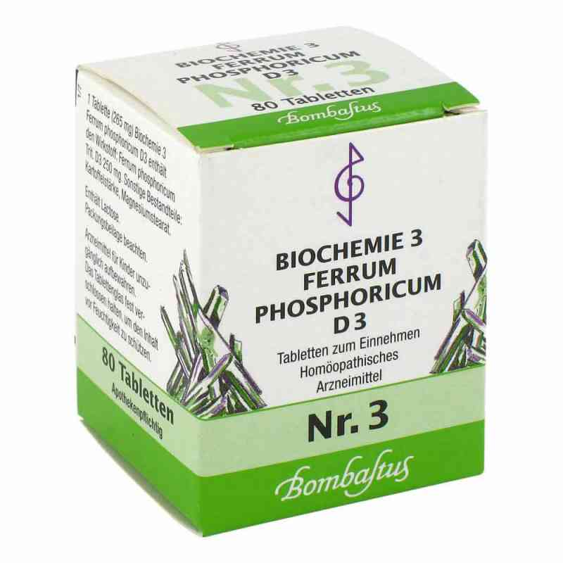 Biochemie 3 Ferrum phosphoricum D3 Tabletten  bei apo-discounter.de bestellen