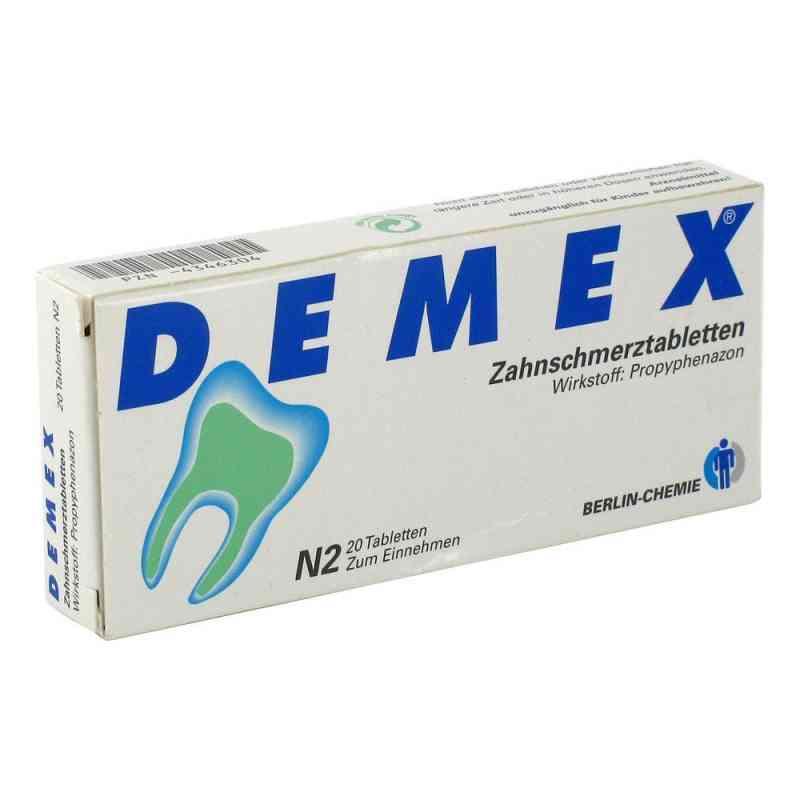 DEMEX Zahnschmerztabletten  bei apo-discounter.de bestellen