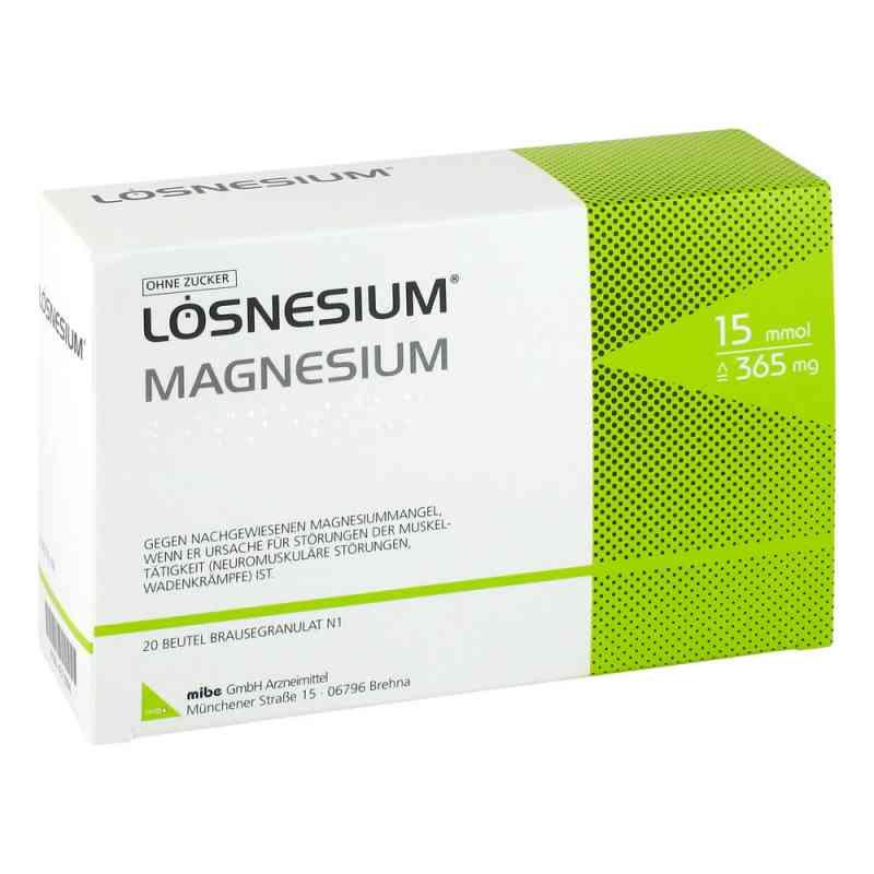 Lösnesium Brausegranulat Beutel  bei apo-discounter.de bestellen