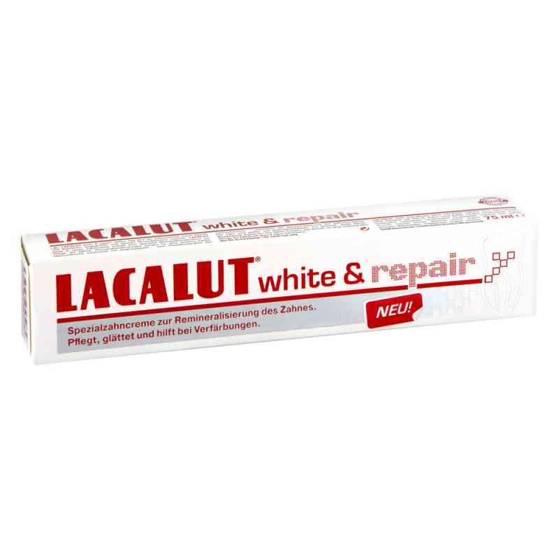 Lacalut white & repair Zahncreme  bei apo-discounter.de bestellen