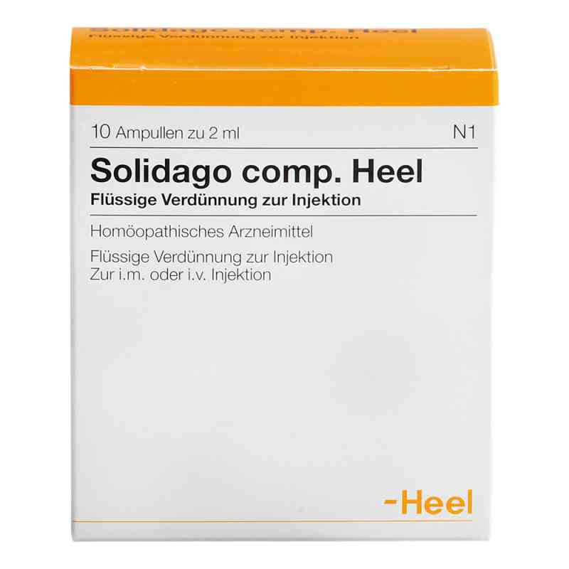 Solidago Comp.heel Ampullen  bei apo-discounter.de bestellen