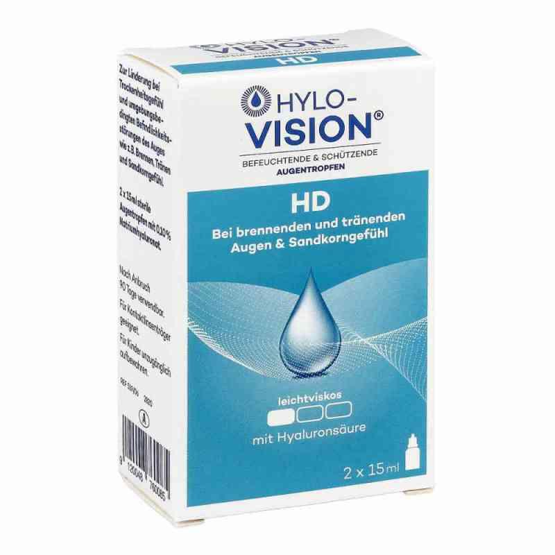 Hylo-vision Hd Augentropfen bei apo-discounter.de bestellen