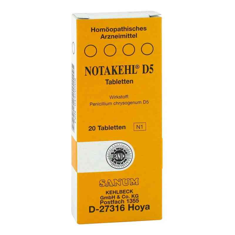 Notakehl D5 Tabletten  bei apo-discounter.de bestellen