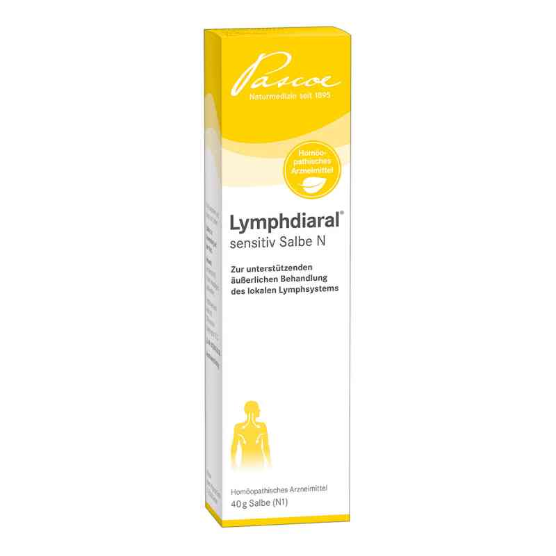 Lymphdiaral Sensitiv Salbe N  bei apo-discounter.de bestellen