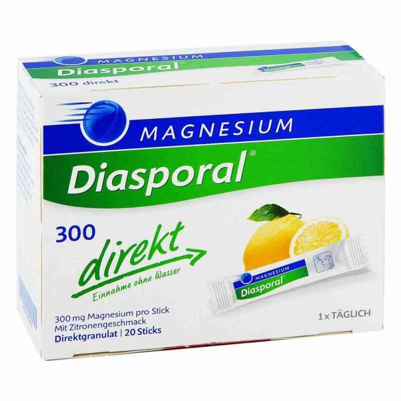 Magnesium Diasporal 300 direkt Granulat  bei apo-discounter.de bestellen