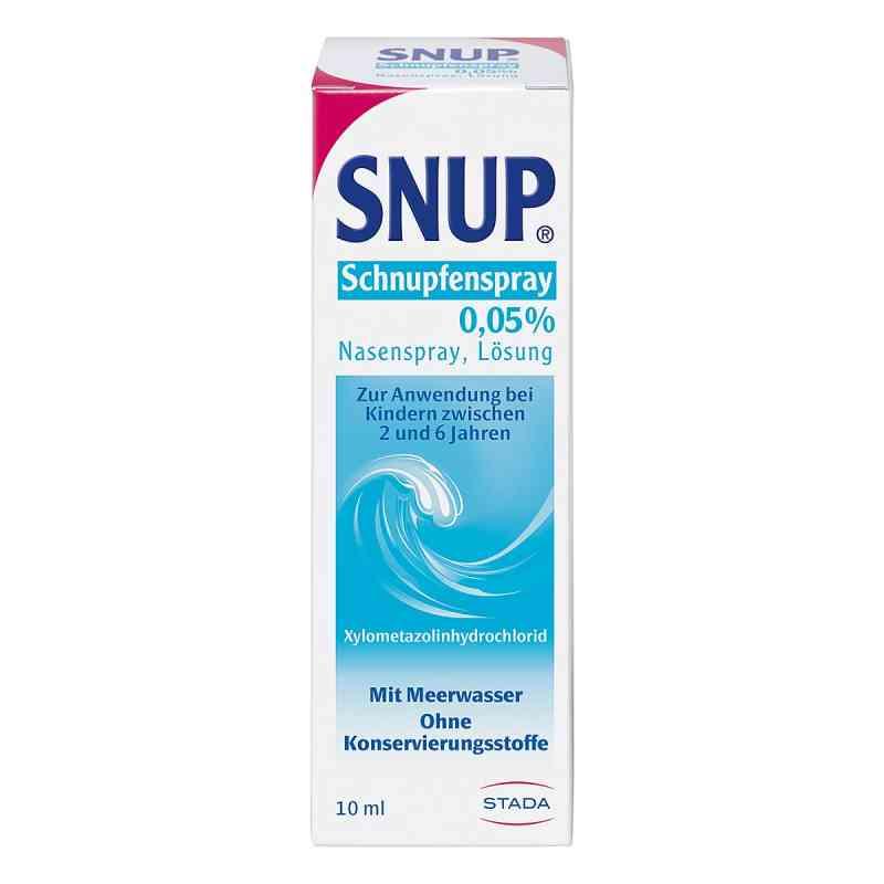 Snup Schnupfenspray 0,05%  bei apo-discounter.de bestellen