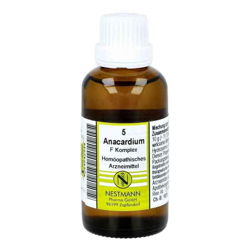 Anacardium F Komplex Nummer 5 Dilution  bei apo-discounter.de bestellen
