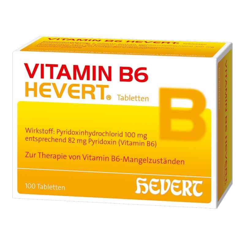 Vitamin B6 Hevert Tabletten  bei apo-discounter.de bestellen