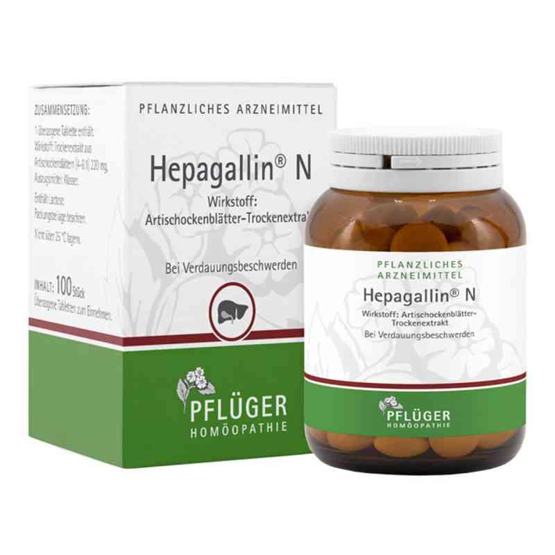 Hepagallin N  bei apo-discounter.de bestellen
