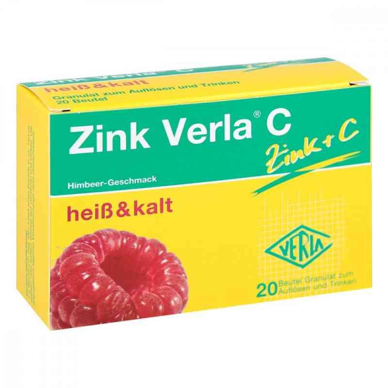 Zink Verla C Granulat  bei apo-discounter.de bestellen