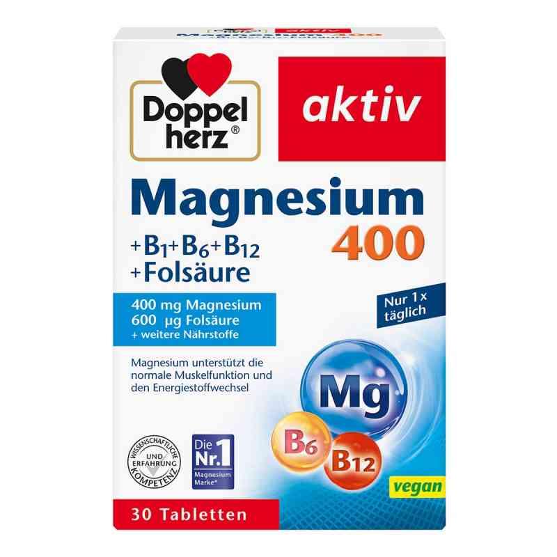 Doppelherz Magnesium 400 mg Tabletten  bei apo-discounter.de bestellen