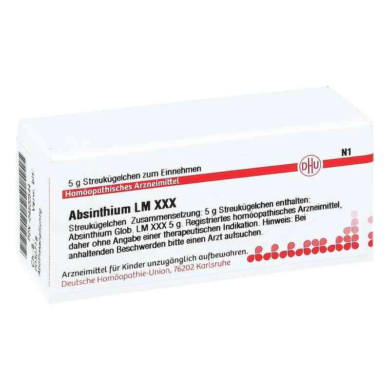 Lm Absinthium Xxx Globuli  bei apo-discounter.de bestellen