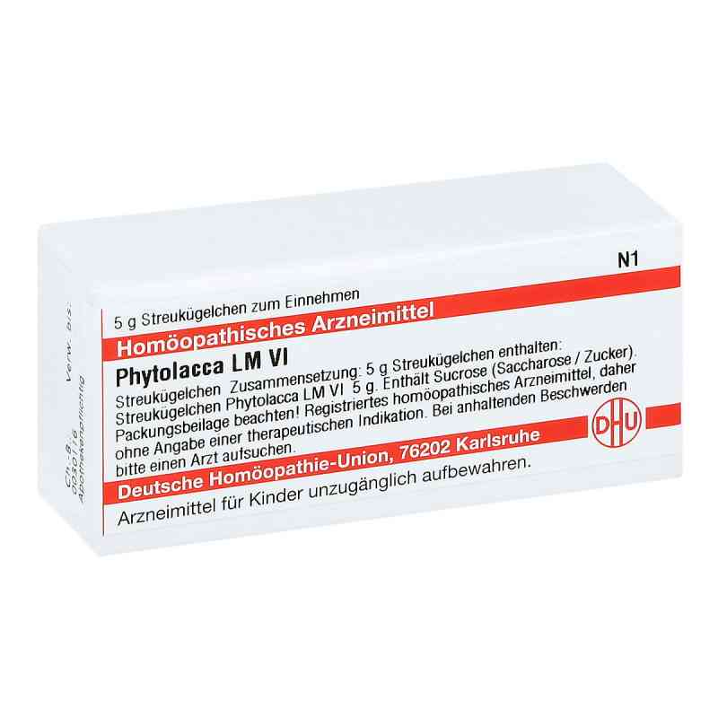 Lm Phytolacca Vi Globuli  bei apo-discounter.de bestellen