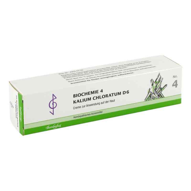 Biochemie 4 Kalium chloratum D 6 Creme  bei apo-discounter.de bestellen