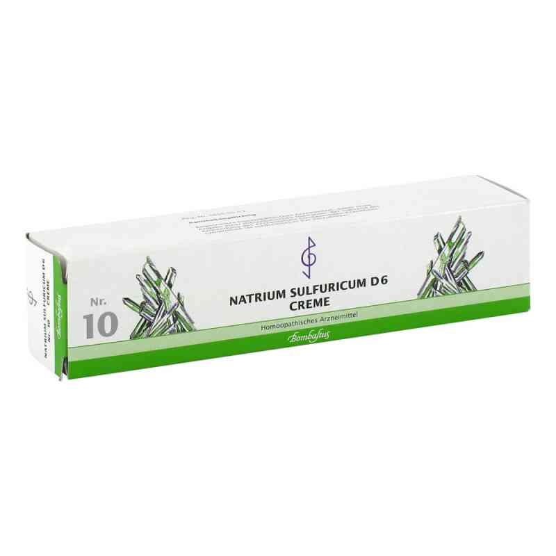 Biochemie 10 Natrium sulfuricum D 6 Creme  bei apo-discounter.de bestellen
