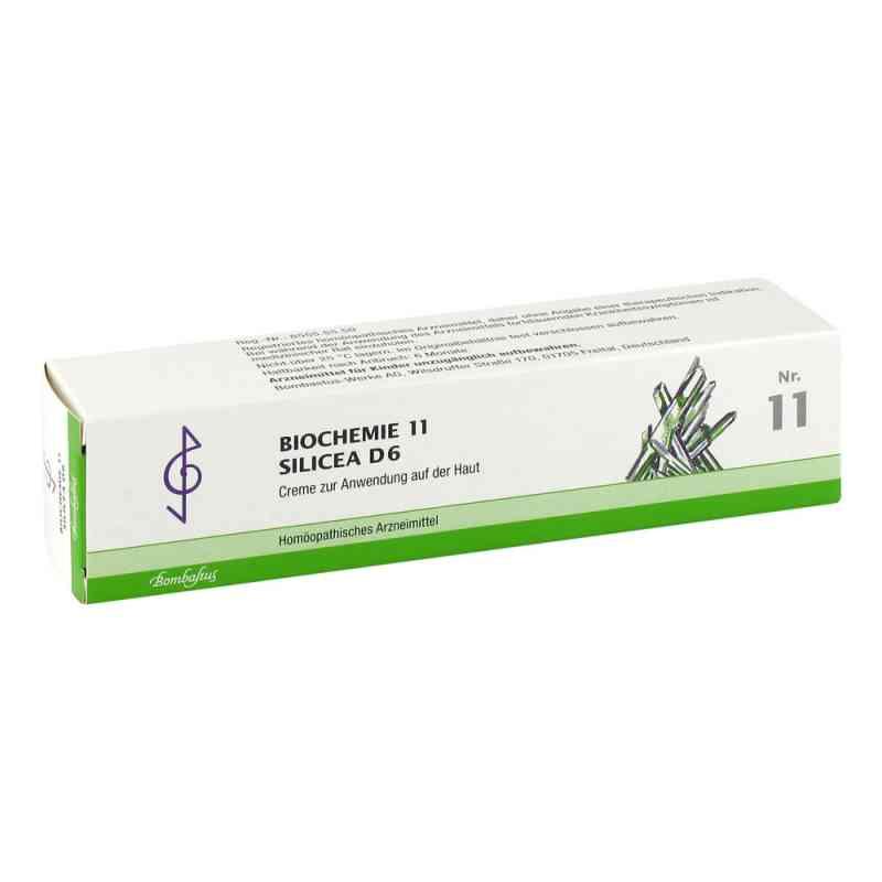 Biochemie 11 Silicea D 6 Creme  bei apo-discounter.de bestellen