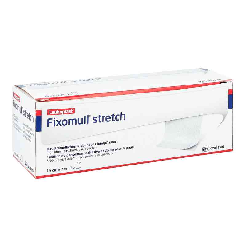 Fixomull stretch 2mx15cm  bei apo-discounter.de bestellen