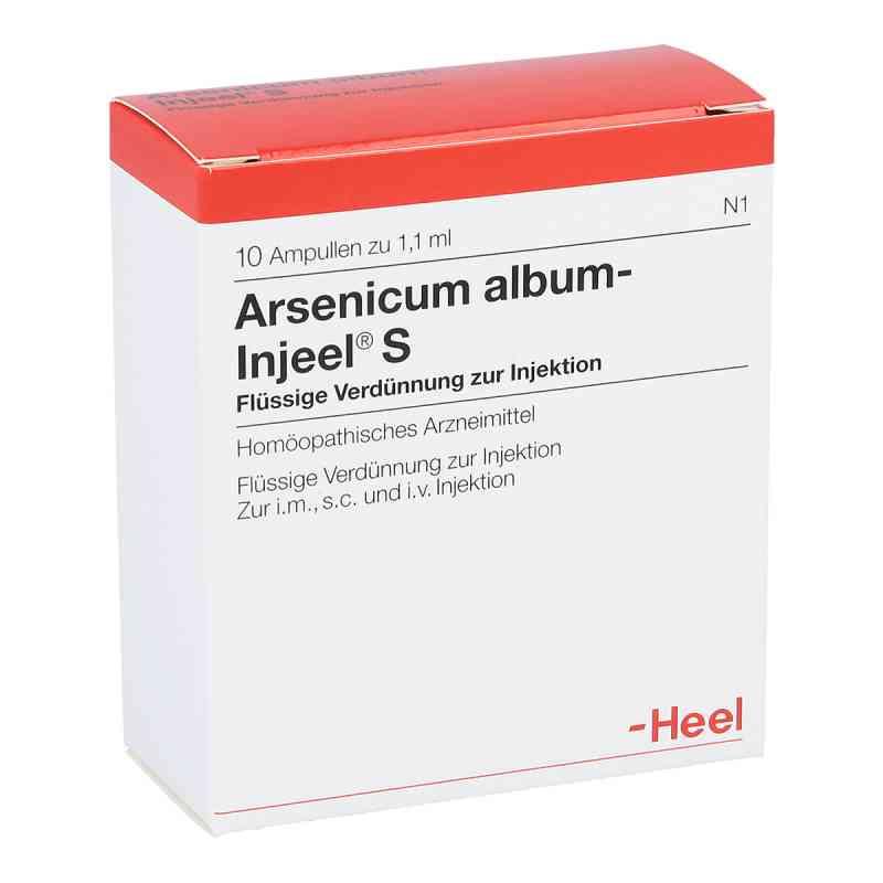 Arsenicum Album Injeel S Ampullen  bei apo-discounter.de bestellen