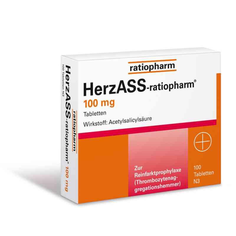 HerzASS-ratiopharm 100mg  bei apo-discounter.de bestellen