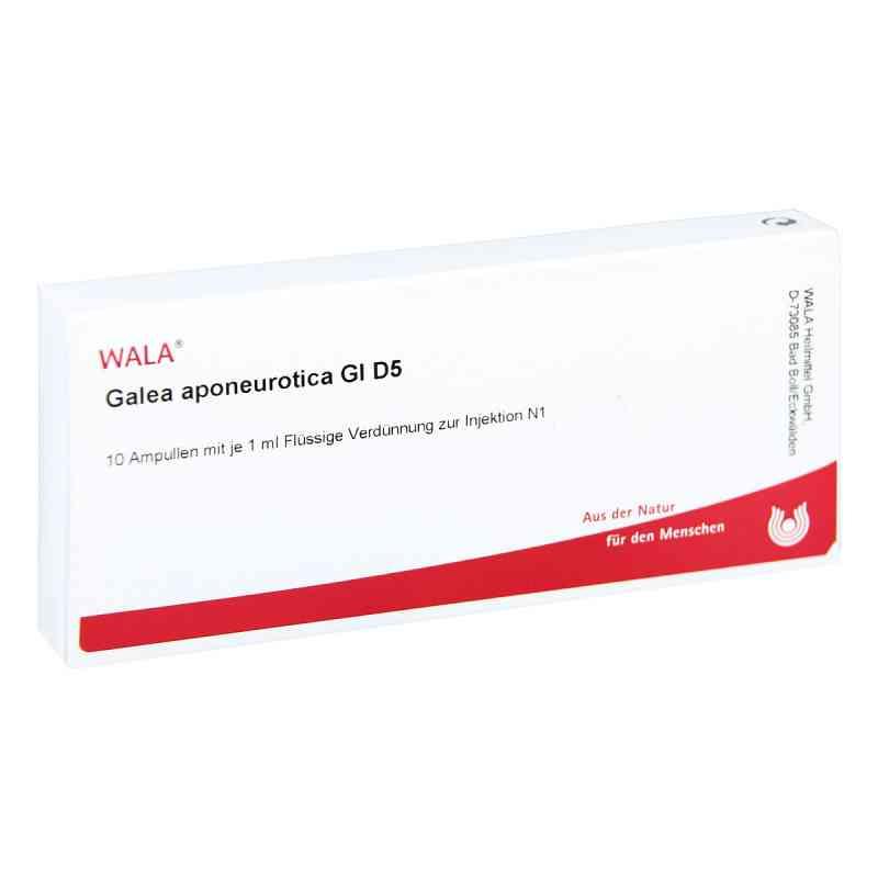 Galea Aponeurotica Gl D5 Ampullen  bei apo-discounter.de bestellen