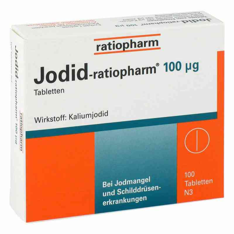 Jodid-ratiopharm 100μg  bei apo-discounter.de bestellen