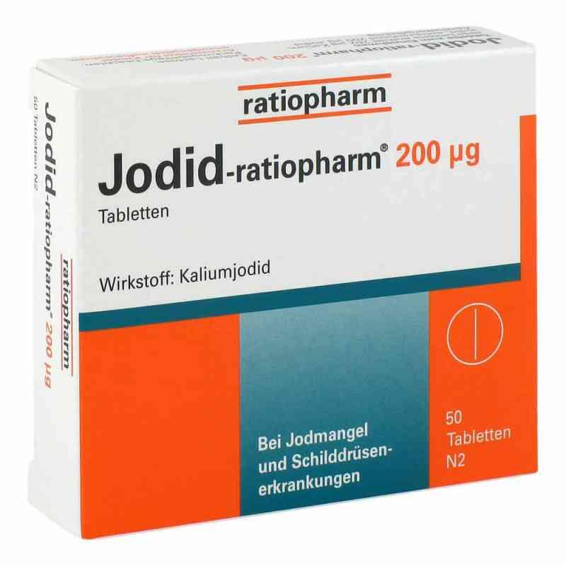 Jodid-ratiopharm 200μg  bei apo-discounter.de bestellen