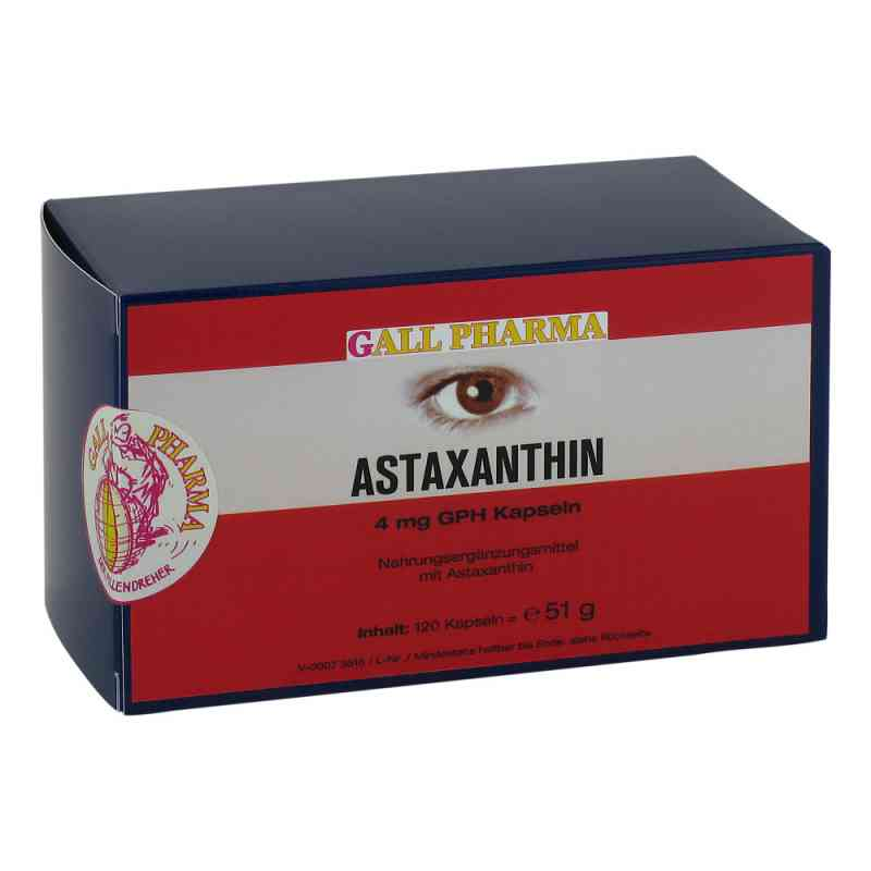 Astaxanthin 4 mg Gph Kapseln  bei apo-discounter.de bestellen