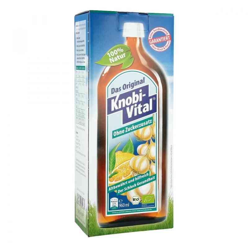 Knobivital ohne Zuckerzusatz  bei apo-discounter.de bestellen