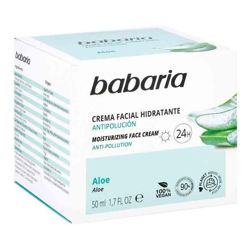 Aloe Vera Feuchtigkeits Gesichtscreme  bei apo-discounter.de bestellen