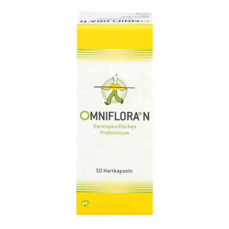 Omniflora N, Kapseln  bei apo-discounter.de bestellen