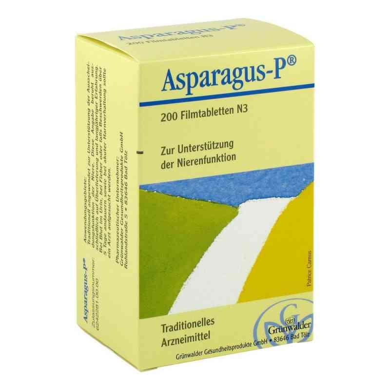 Asparagus-P  bei apo-discounter.de bestellen