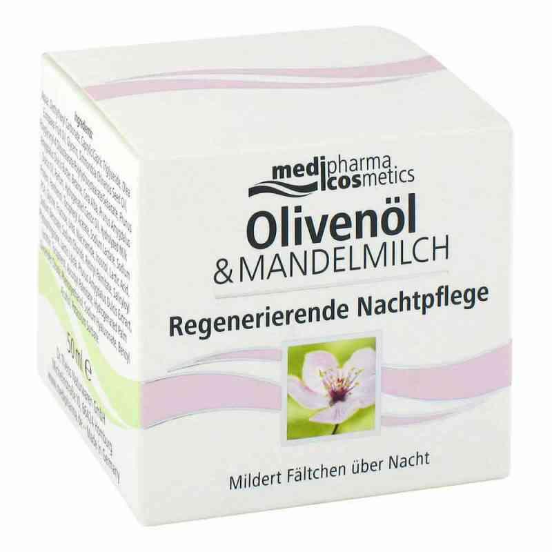 Oliven-mandelmilch regenerierende Nachtpflege  bei apo-discounter.de bestellen