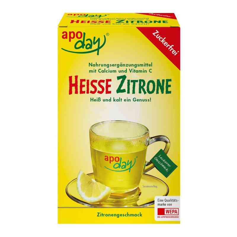 Apoday Heisse Zitrone Vitamine c und Calcium ohne Zucker  Plv  bei apo-discounter.de bestellen